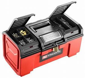 Facom BP C24N Plastic Tool Box 24″ PrimeTools