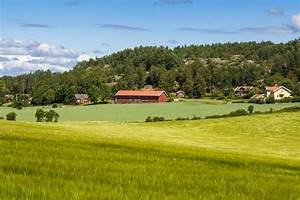 Image Gallery swedish landscape