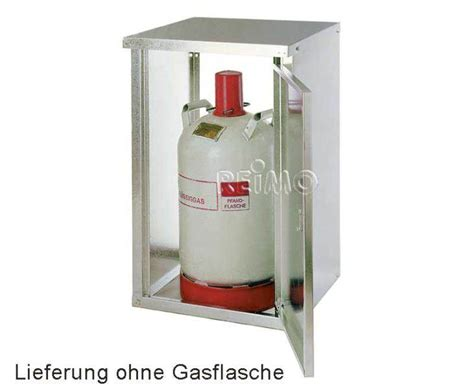meuble cuisine caravane armoire en acier pour 1 bouteille gaz 11kg