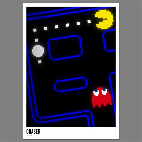 Pac-man 30th Anniversary Poster - excites - the Portfolio