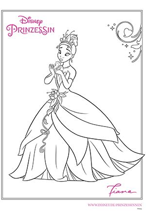 disney prinzessin tiana disney coloring pages tiana disney disney coloring pages frog