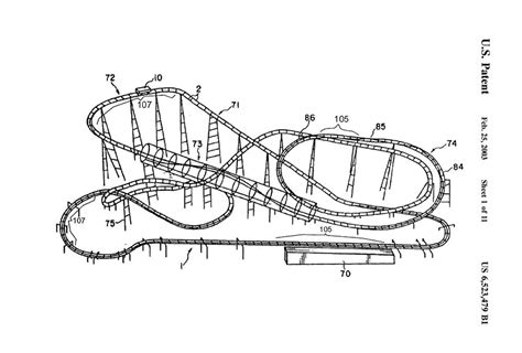 roller coaster design architecture of adrenalin