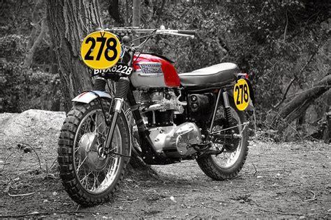 Steve Mcqueen's Triumph Tr6 Sc