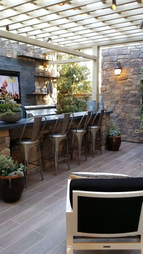 17 Best Ideas About Outdoor Bars On Pinterest  Patio Bar