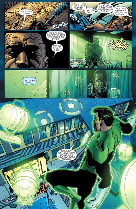 batman vs green lantern comic batman and green lantern vs the tattooed comicnewbies