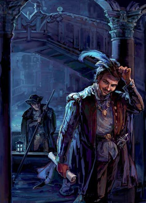 thief gentleman deviantart thegryph fantasy rogue artwork assassin characters artist deviant