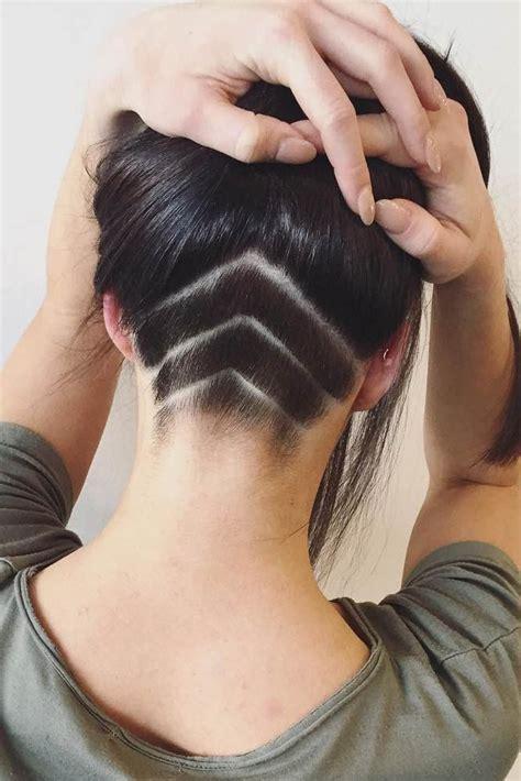 undercut hairstyles women ideas  pinterest
