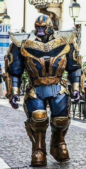 Thanos - cosplay °°   Superhero cosplay, Marvel cosplay ...
