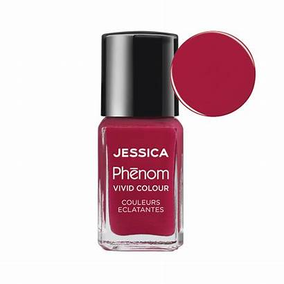 Jessica Phenom Passion Parisian Nails Bleu Fountain