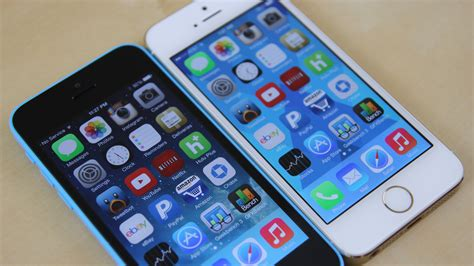 iphone 5s vs 5 apple iphone 5s vs 5c comparison w features huffpost