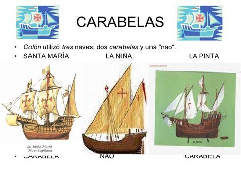 Imagenes De Barcos Carabelas by Imagenes De Cristobal Colon Y Las Tres Carabelas Imagui