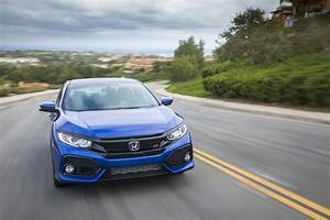 2017 Honda Civic Si Front End In Motion 07