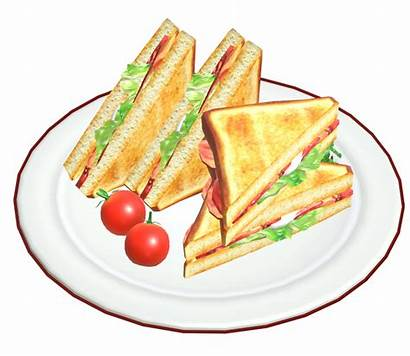 Models 3ds Resource Toasted Sandwich Mama Cooking
