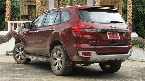 ford everest  review carsguide