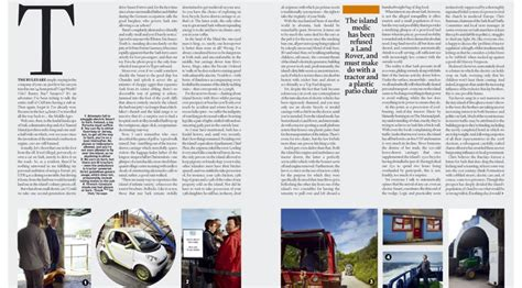 car visits a world without cars car magazine april 2010 by car magazine