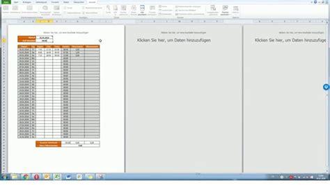 arbeitszeitnachweis vorlage  vorlagen komplett