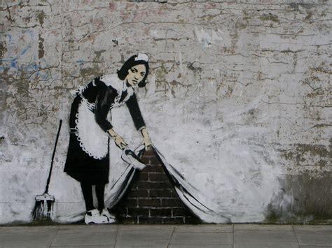 Banksy Desktop Wallpapers - Wallpaper Cave