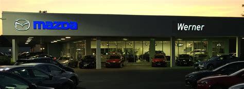 Werner Mazda  New Mazda Dealership In Manchester, Nh 03103