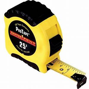 Center-point Tape Measure-Select Option - Rockler