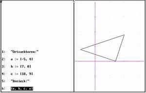 Einheitsvektoren Berechnen : die 4 merkw rdigen punkte im dreieck ~ Themetempest.com Abrechnung