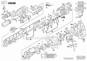 Bosch 11224vsrc Parts List And Diagram