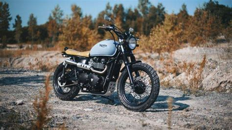 Triumph 4k Wallpapers by Vehicle Triumph Bobber Motorcycle Wallpapers Hd