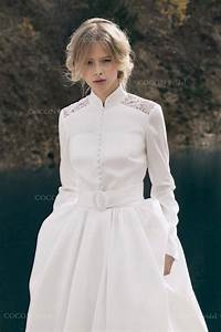 winter wedding dress designer wedding dress gown modern With long sleeve wedding dresses designer