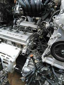 Buy Toyota Indus Corolla Complete 5a Engine For Sell In Peshawar