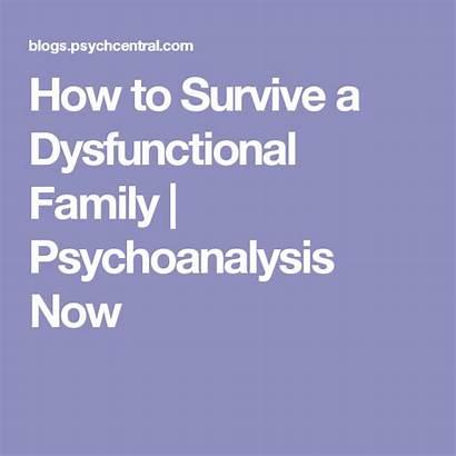 Dysfunctional Story Horror Writing Write Families Narrative