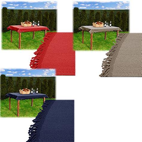 Tisch Für Garten by Jemidi Gartentischdecke Wetterfest Rund Oder Eckig