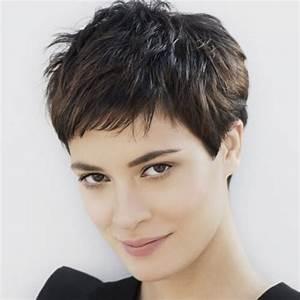55 Alluring Short Haircuts for Thick Hair | Hair Motive ...