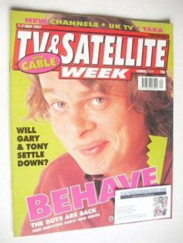 five minutes with martin edition magazine tv satellite week magazine back issues for sale