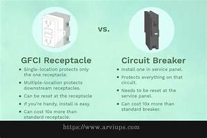 How To Choose Gfci Receptacle  Receptacle Or A Gfci Circuit