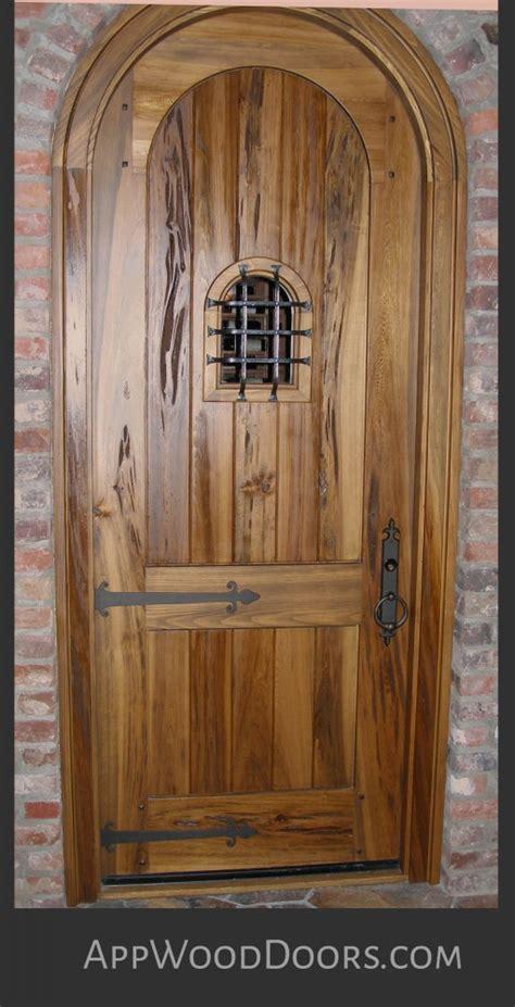 custom wood wine cellar doors glass appwooddoors