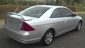 Honda Civic 2002 : honda civic ex 2002 manual v tec youtube ~ Dallasstarsshop.com Idées de Décoration