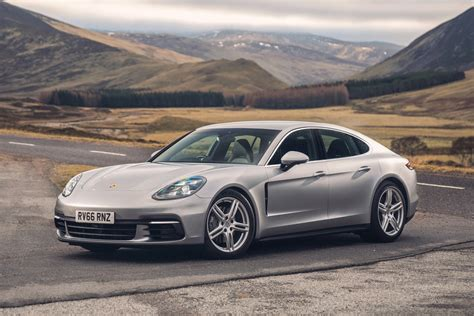 porsche car panamera the best fast and economical cars parkers