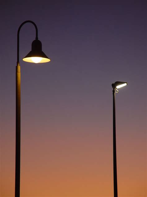 Les Light by Free Picture Lights Evening