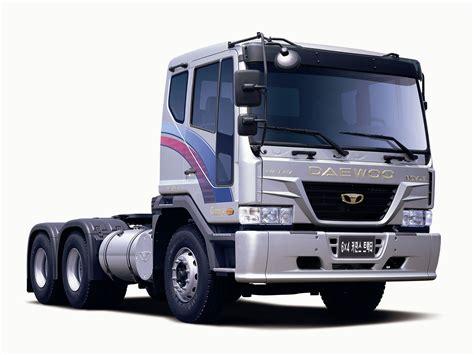 daewoo trucks service manuals   truck