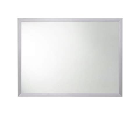 Cooke & Lewis Golspie Rectangular Framed Mirror (w)600mm