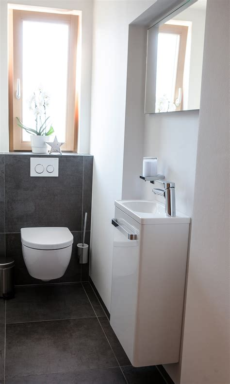Gäste Wc Waschtisch Schmal by G 228 Ste Wc Waschbecken F 252 R Schmale Toilette