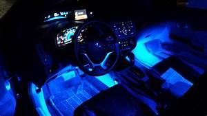 Car, Led, Interior, Lights