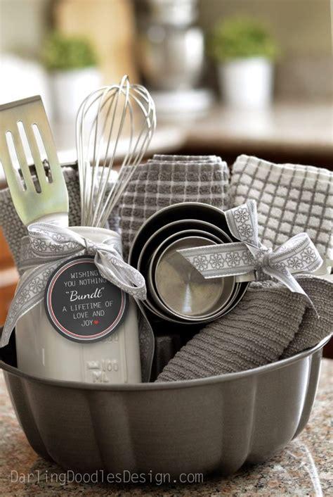 kitchen gift baskets ideas  pinterest
