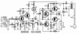 how to build guitar amplifier circuit diagram With electric guitar preamplifier circuitsprojects