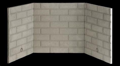 fmi traditional stacked fiber brick liner kit