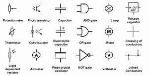 9 Best Images Of Circuit Symbols Worksheet