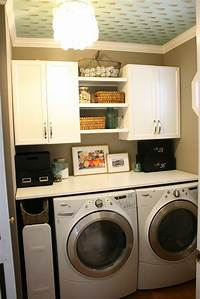 laundry room design The Boutons: Laundry Room