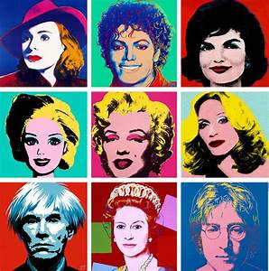 Andy Warhol - Isabelle 7O Andy Warhol