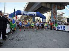 Podismo al via la grande festa della Mezza Maratona di
