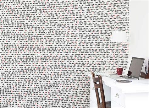 papier peint de bureau papier peint original décoration murale en édition