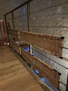 Barriere De Securite Escalier Sans Vis : mlle pois du diy de la cr a de la d co des b b s et ~ Premium-room.com Idées de Décoration